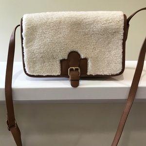 Talbots's Leather Cross body purse